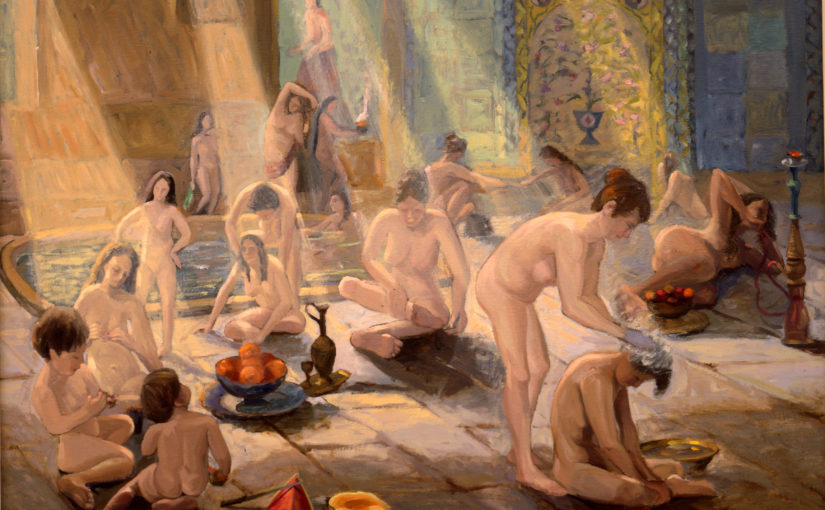 Persian Bathhouse